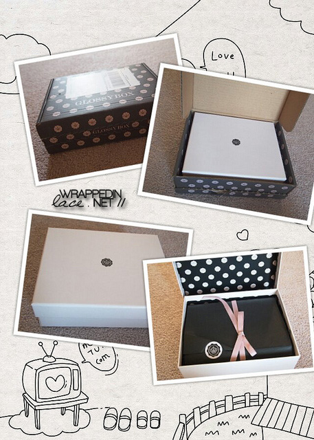 Glossybox March 2012 Unboxing/First Impression