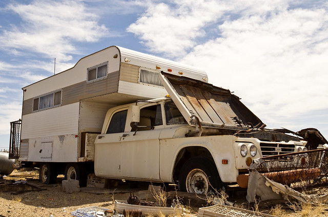 Old Dodge Motorhomes http://www.flickr.com/photos/curtisperry/6897641266/