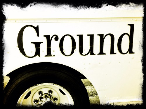 Ground by Damian Gadal