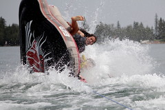towed water sport, surface water sports, vehicle, sports, wind wave, extreme sport, wave, water sport,