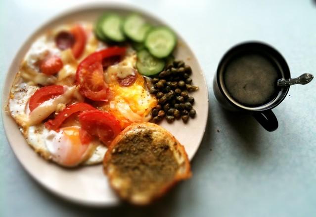 desayuno de campiones