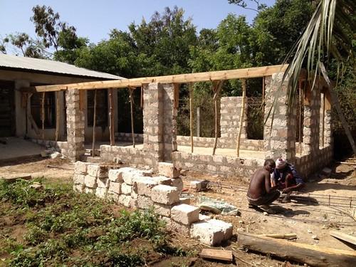 Hen House Progress