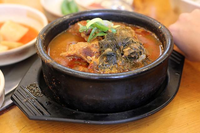 Korean Hangover Stew