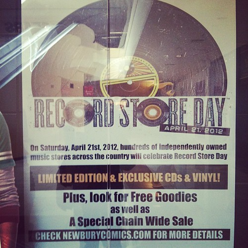 Happy Record Store Day 2012!