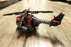 Wolverine's Chopper Showdown (6866)
