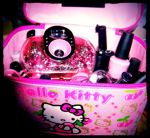 New Pink Camera