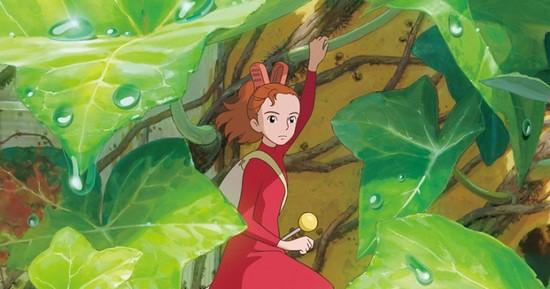 O Mundo Secreto de Arrietty (Kari-gurashi no Arietti)