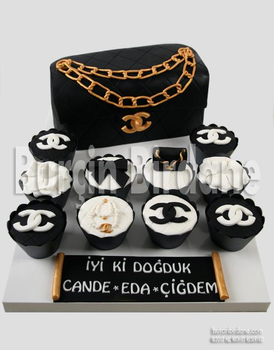 Chanel Canta Cupcake