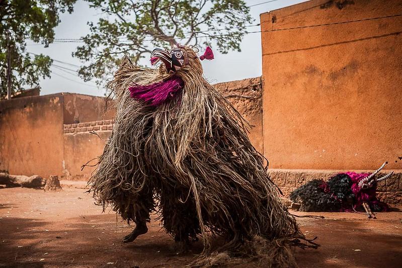 Festival des Masques de Dédougou, Burkina Faso