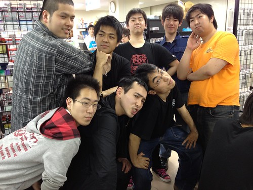 LMC Chiba Ekimae 409th : Top 8