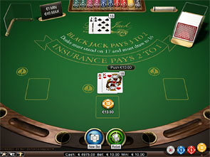 Live BlackjackLive Blackjack