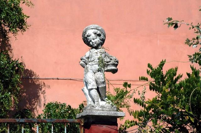Statue, Venetian lagoon