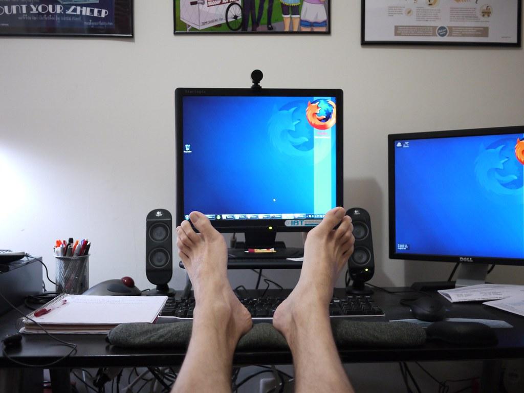 the barefoot programmer returns