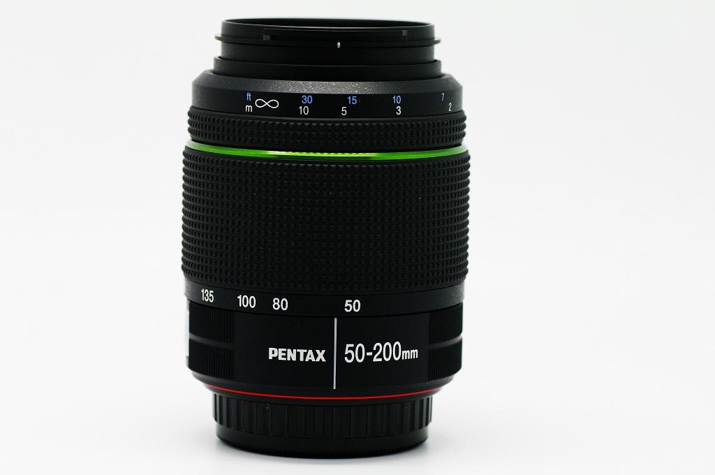 SMC PENTAX-DA 1:4-5.6 50-200mm ED WR