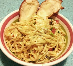 Crab & Lobster Linguine with Brandy & Sherry Cream Sauce 2