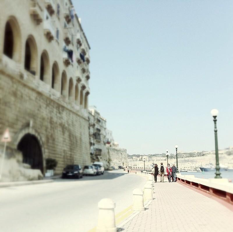 Malta Cityscape ■
