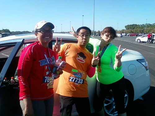 Walt Disney World Marathon 2012