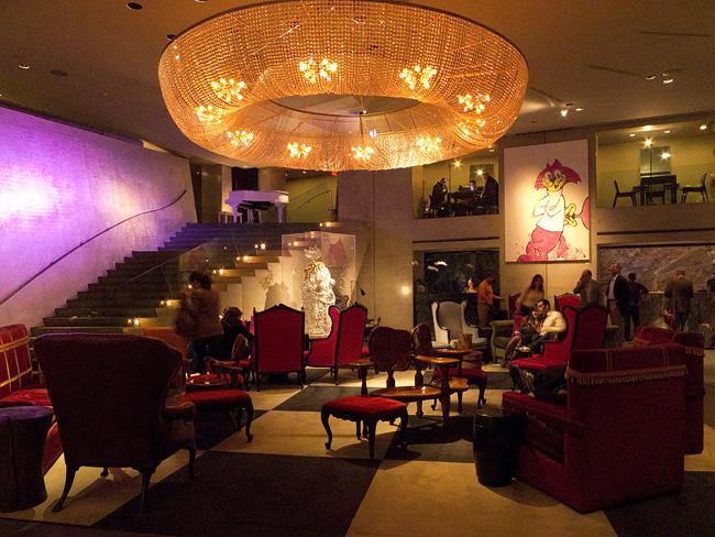 Hotel Paramount, nyc