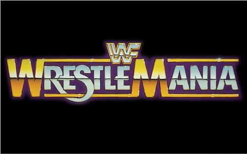 WWF Wrestlemania Logo