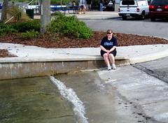 Tampa - Ballast Point Park - Erin