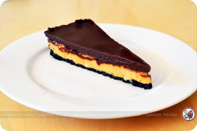 Chocolate Peanut Butter Tart | Flickr - Photo Sharing!