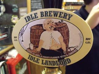 Idle, Landlord, England