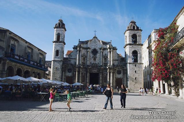 Old Havana Cuba Street Scene 9