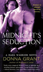 October 30th 2012 by St. Martin's Press                  Midnight's Seduction (Dark Warriors ,#3) by Donna Grant