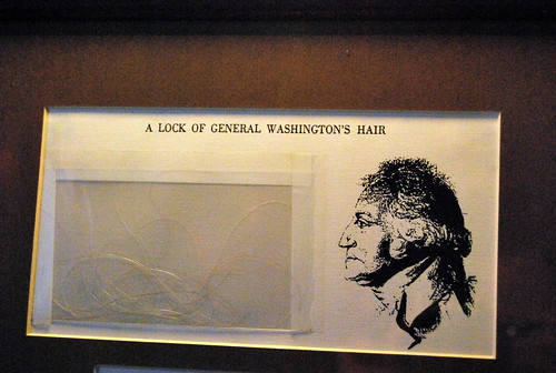 ripleys - washington's hair