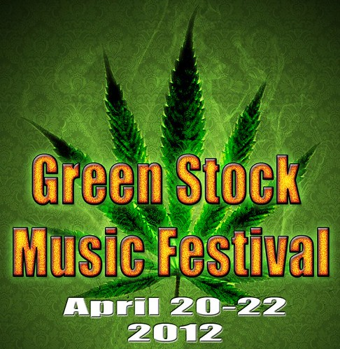 Green Stock Fest, Shreveport by trudeau