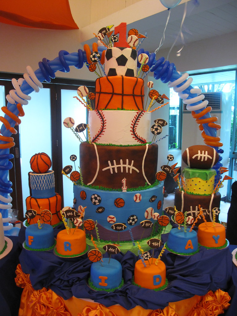 1000 Images About Sports Cakes On Pinterest Basketball