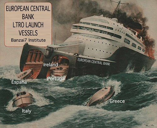 ECB LTRO VESSELS by Colonel Flick