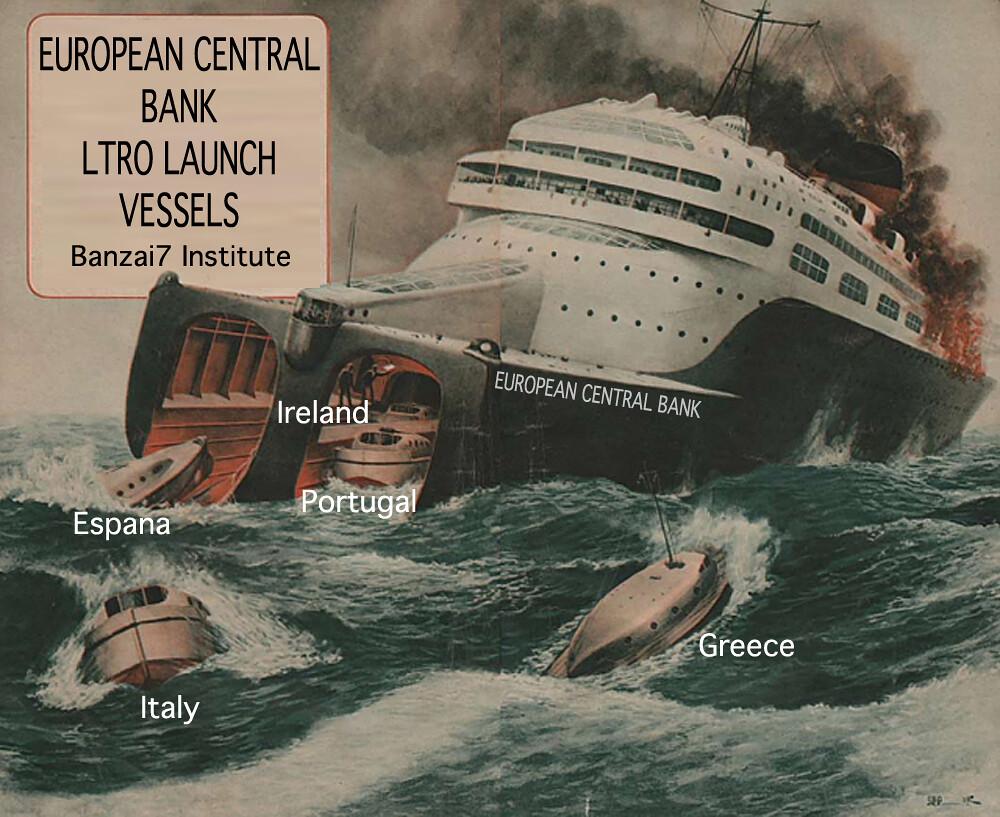 ECB LTRO VESSELS