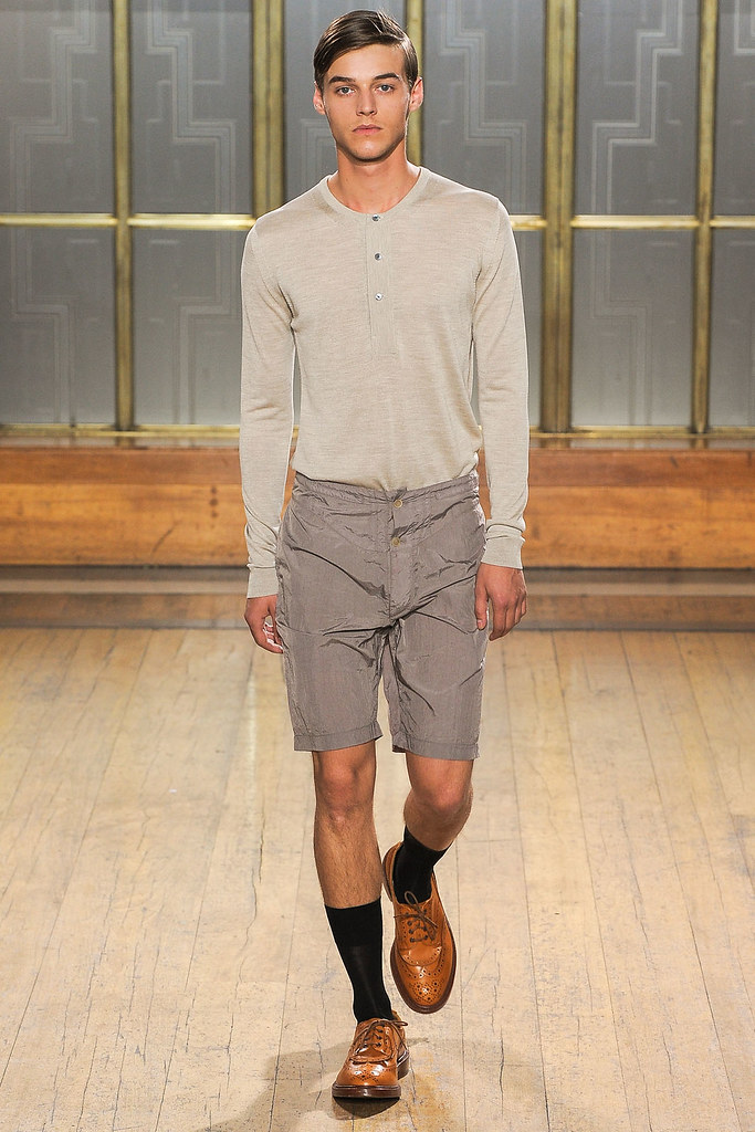 SS13 London Nicole Farhi025_Robbie Wadge(VOGUE)