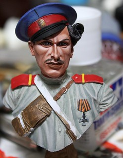"Parade Model Figures ""Kuzma Kryuchkov"" -13"