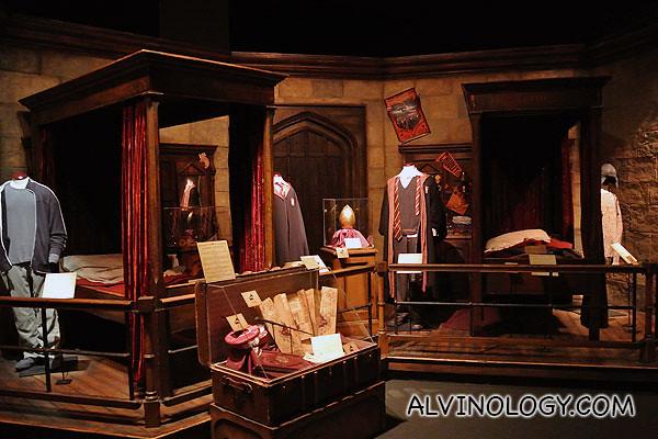 Harry Potter And Ron Wesleyu0027s Dorm Rooms Part 10