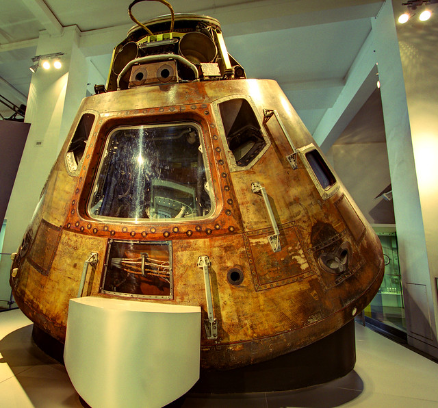 Apollo 10 command module | Flickr - Photo Sharing!