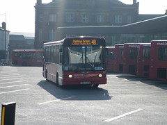 23 - Y623GFM - Warrington bus Interchange - 21 May 2012