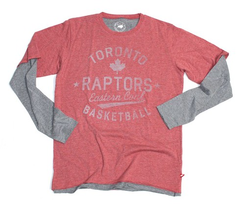 Toronto Raptors Tee By Sportiqe