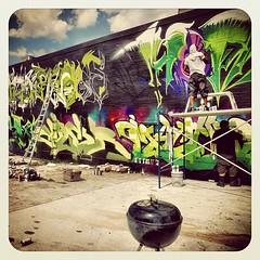 #houstongraffiti #graffalot 06/2012 Machine - Coler - Shef - Vague - Heam - Heylow #dts #RTD #STK