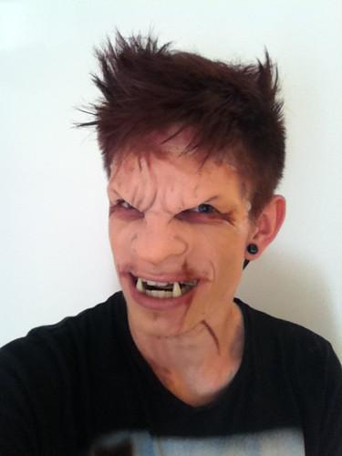 Werewolf Snarl 2012