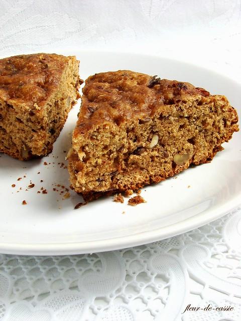хлеб с финиками и грецкими орехами Рамзи 3
