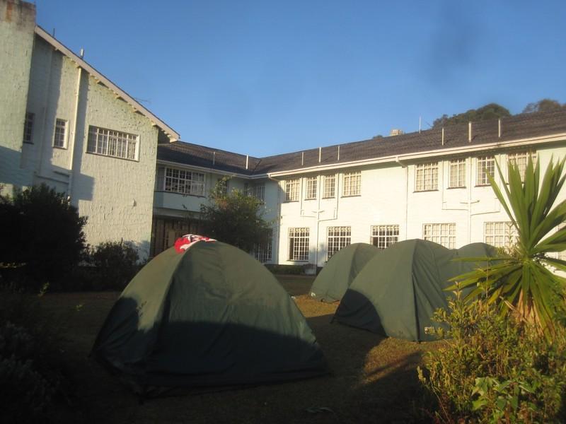 Tents Chimanimani Zimbabwe Africa