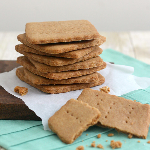 Brown Sugar Graham Crackers