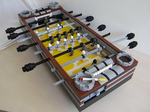 Tafelvoetbal - Football table