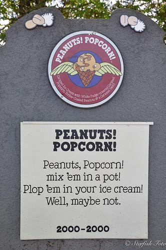 RIP Peanuts Popcorn