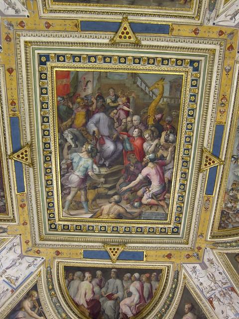 Ceiling at Palazzo Vecchio