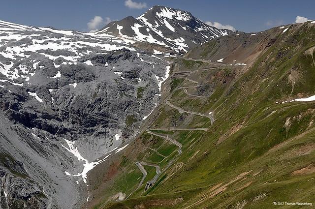 Stilfser Joch / Passo dello Stelvio (2758m) #3