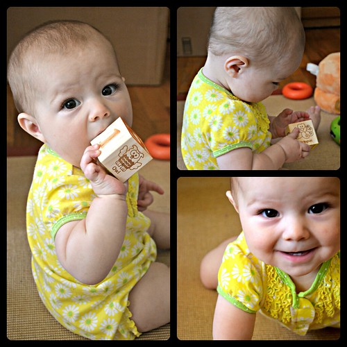 8 months-Julianne