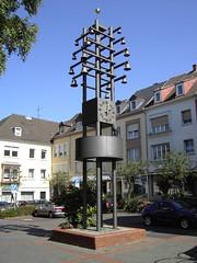 Glockenturm in Bitburg